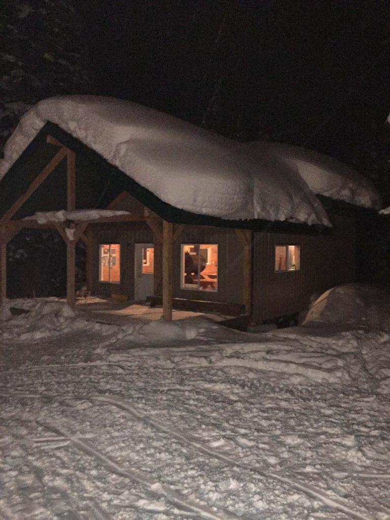 Quartz cabin looking nice this week.