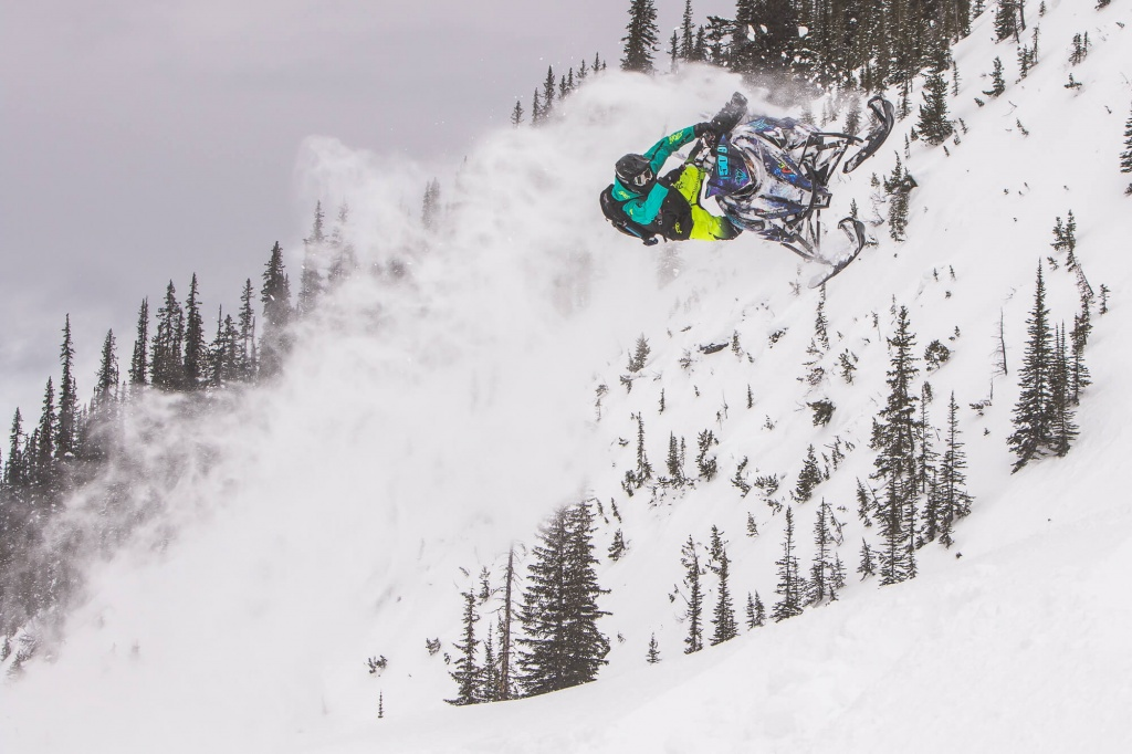 Riley Suhan in Golden this week. Photo by Summit Communications