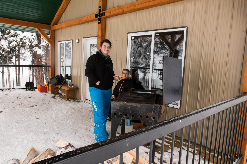 quartz cabin BBQ (1 of 1)