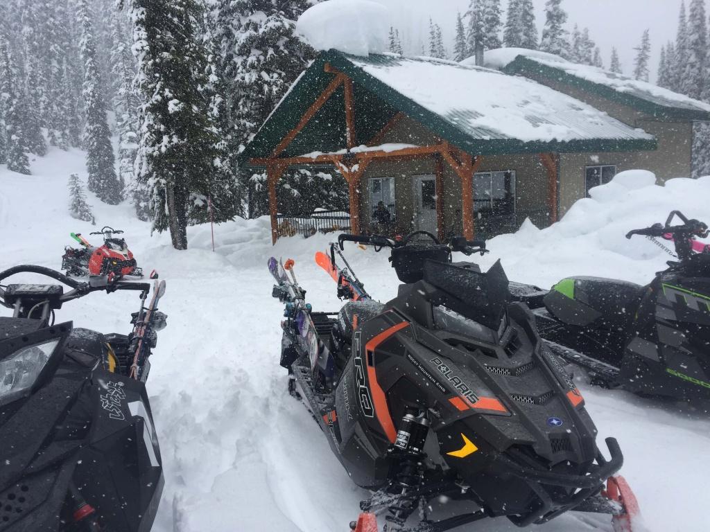 Quartz cabin on March 15.