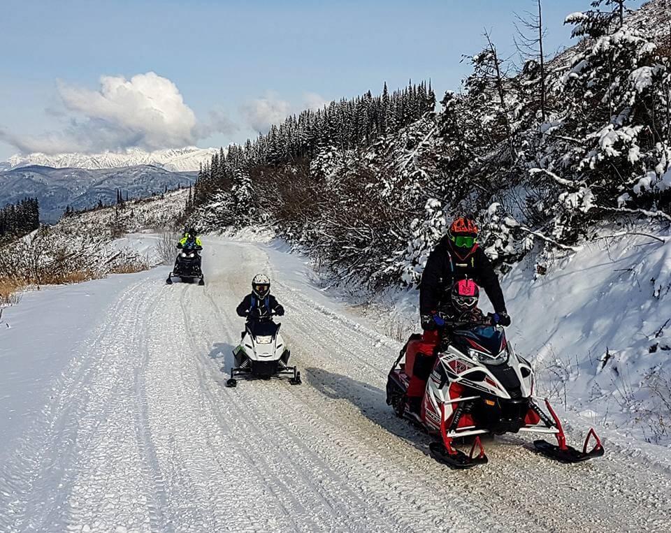 Nov 5th conditions on Quartz Road