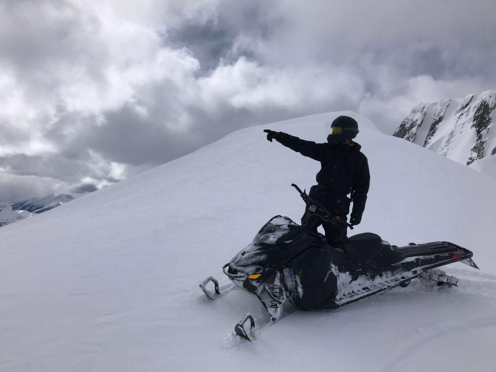 What's over that ridge?