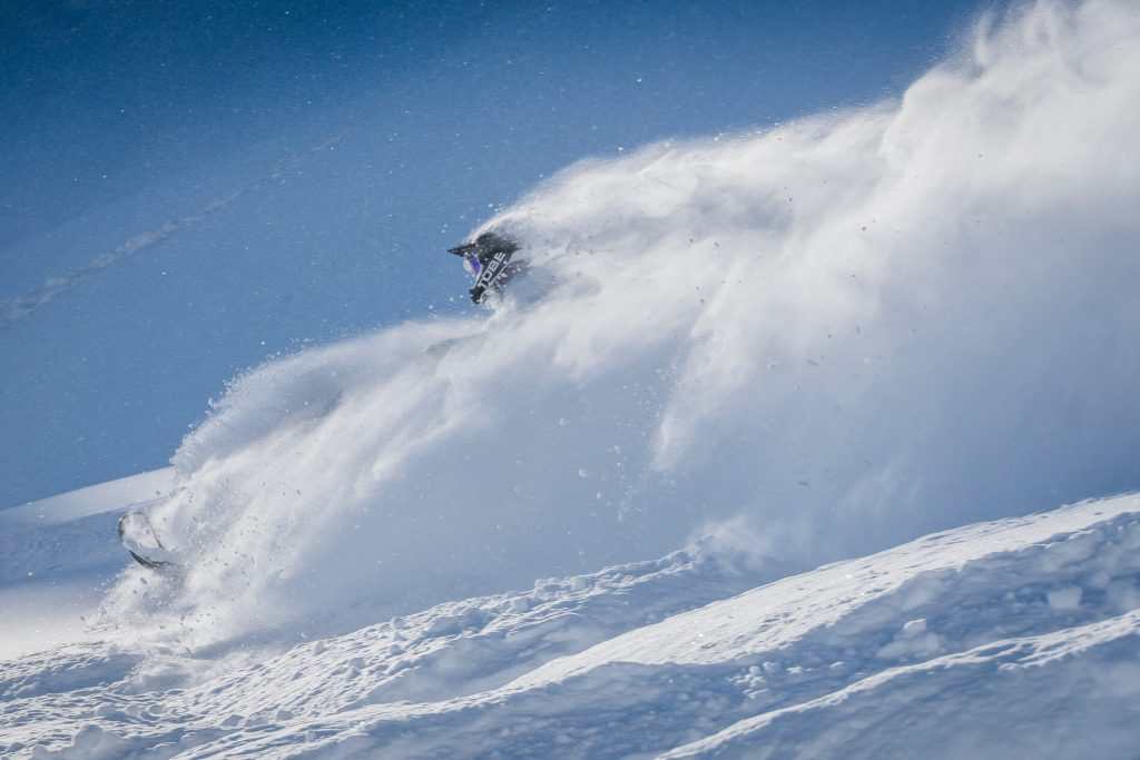 Powder in Quartz over the holidays. Rider Dave Best, Photo @TGFG_